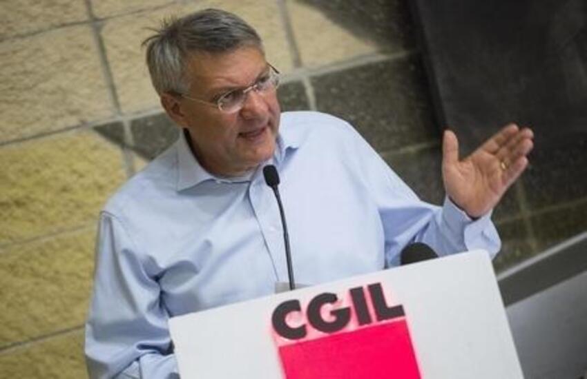 Landini (Cgil) a Draghi: 'Green pass non sia strumento per licenziare'