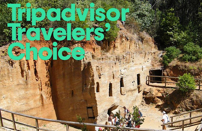 Tripadvisor premia il Parco archeologico di Baratti e Populonia