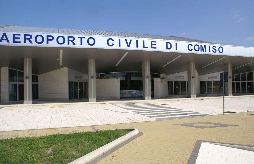 Sospensione voli Alitalia. Quale futuro per l'aeroporto di Comiso?
