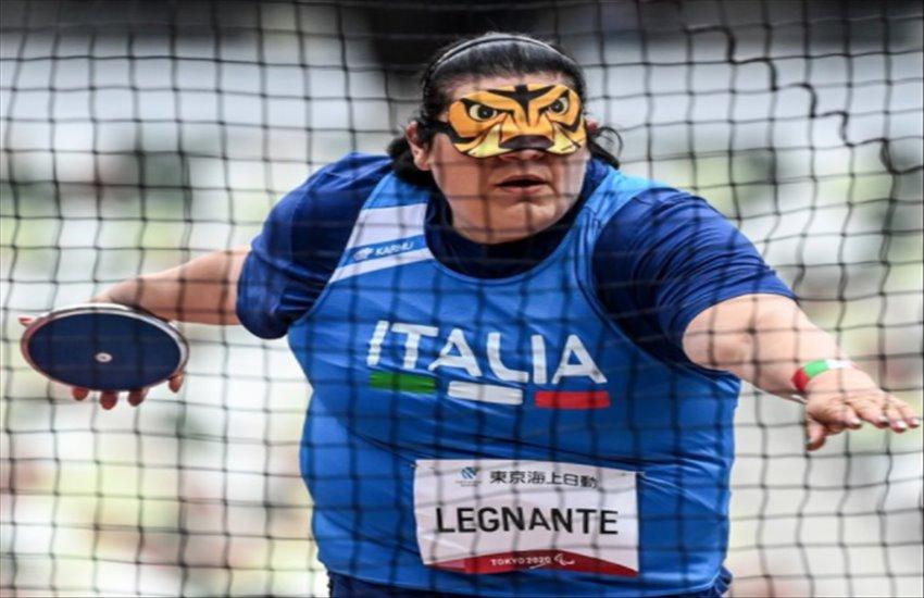 """Assunta Legnante conquista l'argento nel lancio del disco alle Paralimpiadi. Il sindaco Del Prete: """"Sei l'orgoglio di Frattamaggiore"""""""