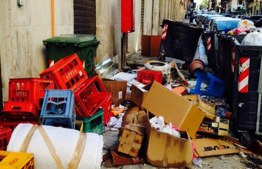 Palermo – Gettano rifiuti da altri comuni, sanzionati in 42