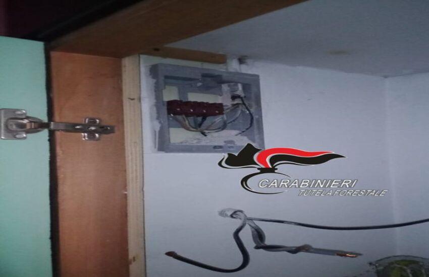 Casalnuovo, arrestato il titolare di un bar: in 5 anni ha rubato energia elettrica per 38.000 euro