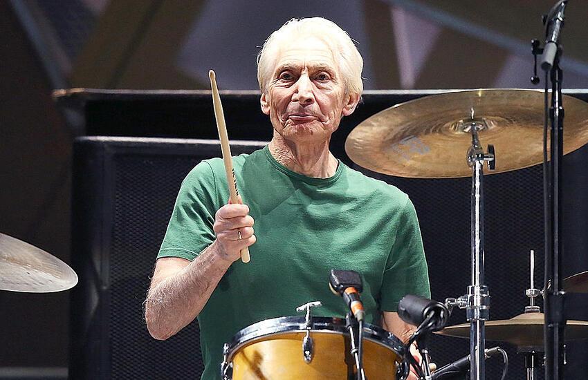 Musica: Morto Charlie Watts, batterista e cofondatore dei Rolling Stones