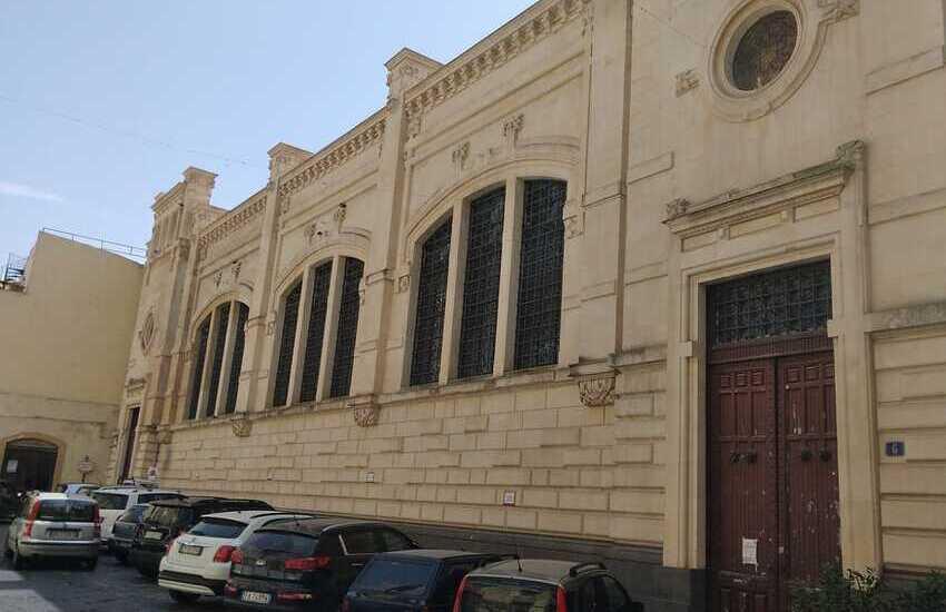 Caltagirone, progetto da 223mila euro per la ristrutturazione della palestra comunale di via San Giovanni Bosco