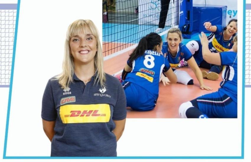 Francesca Fossato, fisioterapista a Torino, ma pallavolista a Tokyo 2020