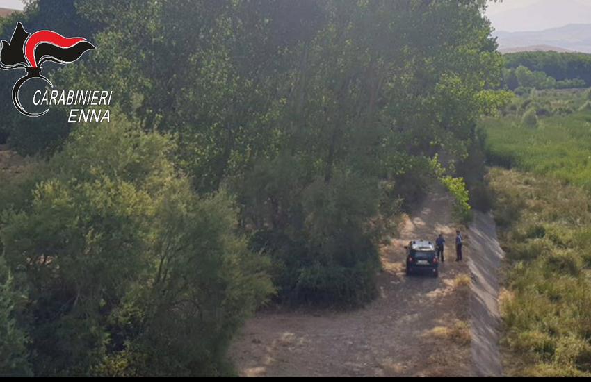 Arrestati due piromani, avevano incendiato un bosco sui Nebrodi