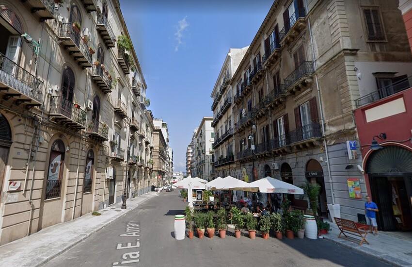 Palermo – Entro Settembre restyling di via Amari