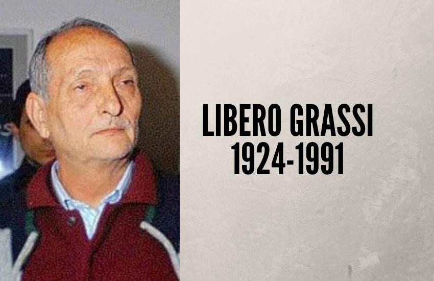 """Nel nome di Libero Grassi, """"alcuni hanno fatto soldi, altri hanno costruito carriere"""""""