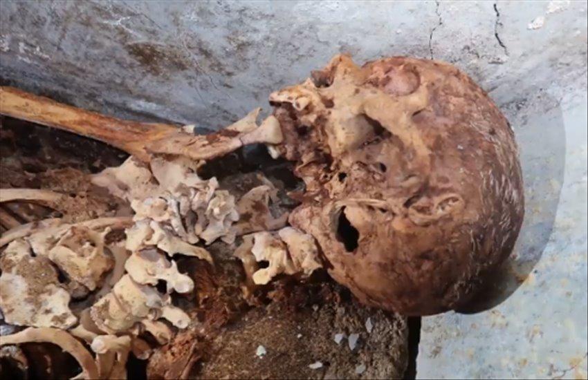 Pompei regala ancora meraviglie, ritrovato il corpo di un ex schiavo mummificato (VIDEO)