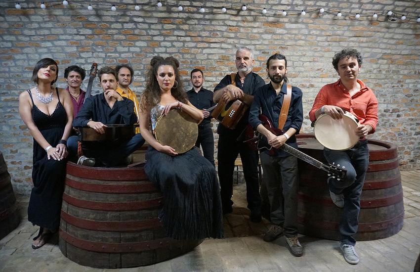 """A Milo festa folk di Ferragosto con le """"Sicilian Songs"""" della Sicily Folk Orchestra"""