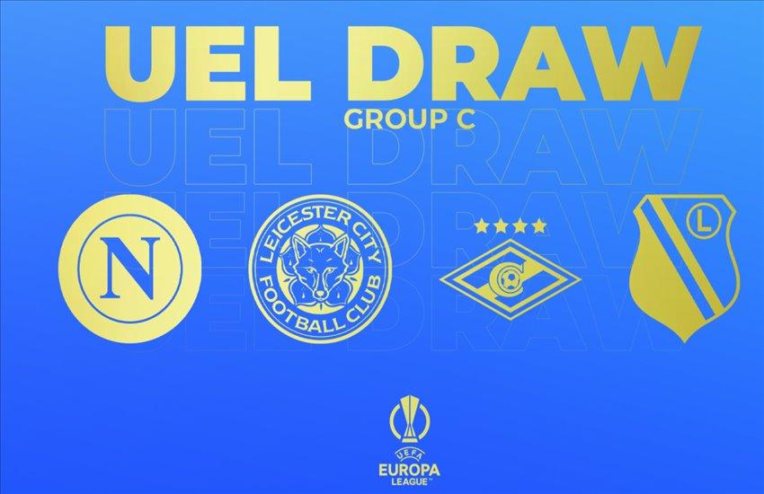 Gironi Europa League, sorteggio poco fortunato per il Napoli. Ecco gli avversari degli uomini di Spalletti