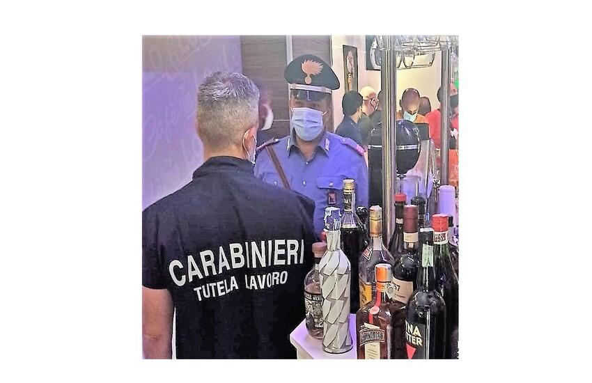Lavoratori in nero, carne non tracciata: chiuso bar a Zafferana Etnea