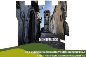 A Montefusco sabato 28 Dante per Il Borgo dei Filosofi nel Palazzo Giordano