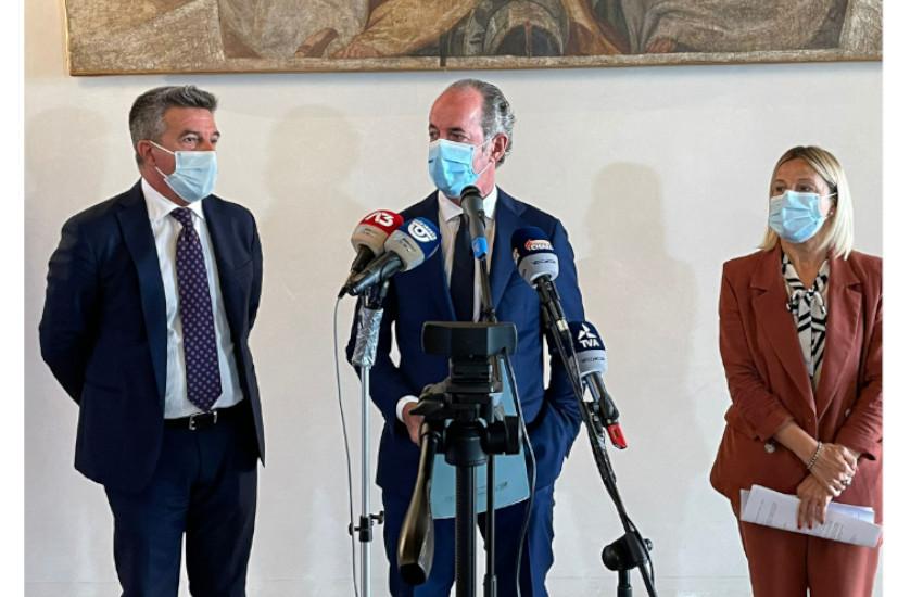 """Bilancio del Veneto 2022-2024. Zaia, """"approviamo una manovra proiettata verso la Sanità e l'Europa"""