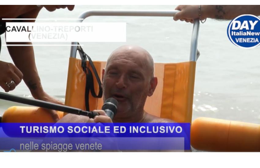 VIDEO. Cavallino – Treporti: ecco il turismo inclusivo