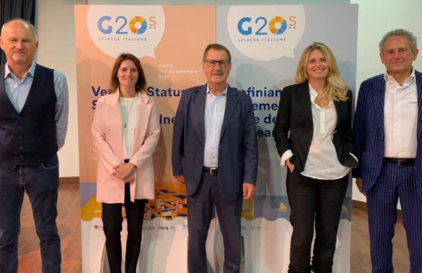 G 20 spiagge: a Jesolo il summit delle località balneari