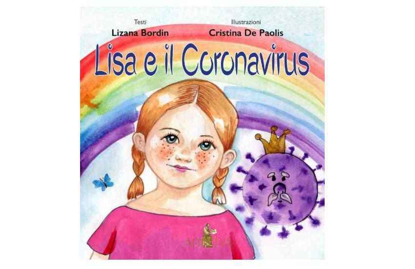 Montebelluna, Lisa e il Coronavirus: un libro illustrato per i più piccoli