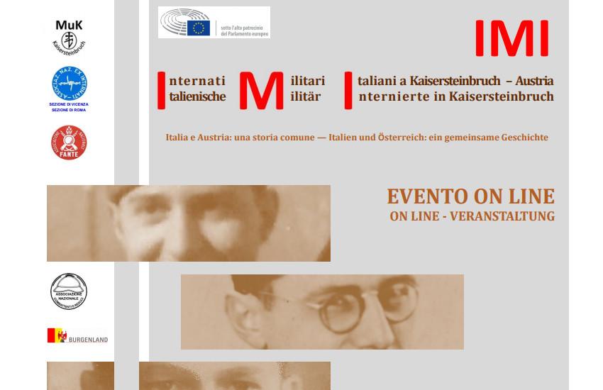Monselice, conferenza Internati Militari Italiani a Kaisersteinbruch – Austria