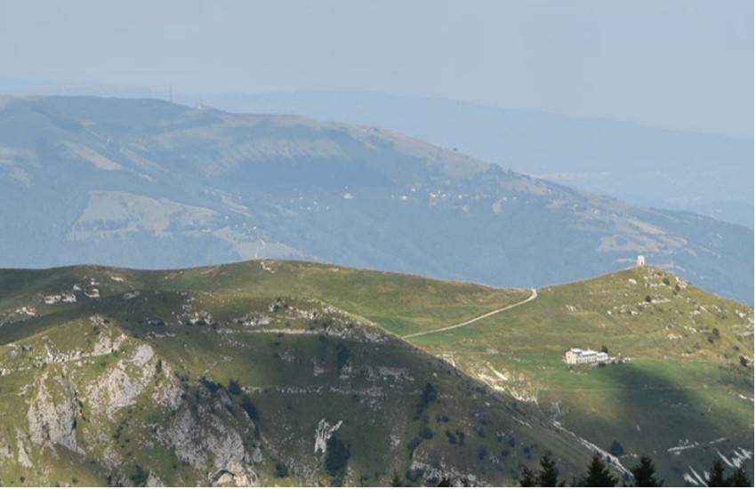 Primo si dell'Unesco per il Monte Grappa riserva Mab