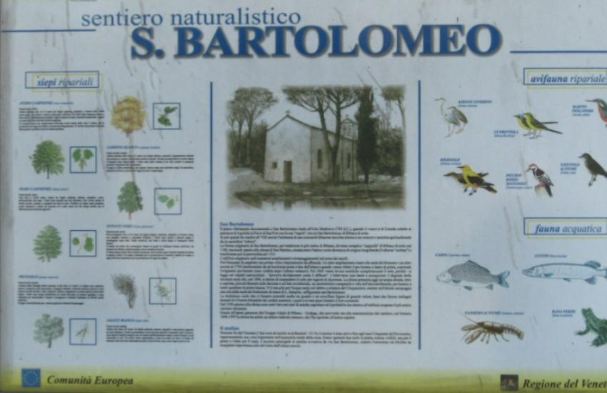 """Oggi a Bibano di Godega il presidente della Regione inaugura il percorso naturalistico """"San Bartolomeo"""""""