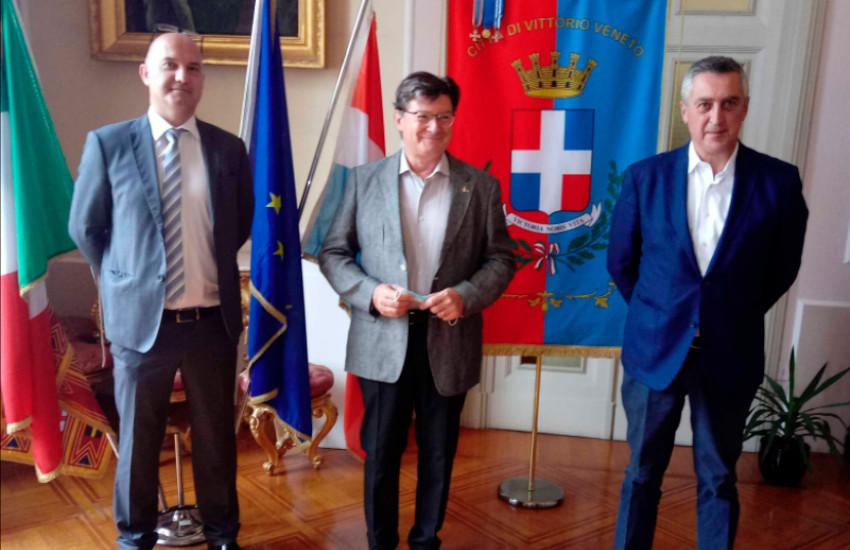 Caserma di Vittorio Veneto, siglato il passaggio dal demanio ai Vigili del Fuoco