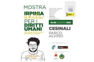 L'Irpinia unita per i diritti umani fa tappa a Cesinali