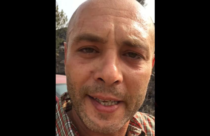 [VIDEO] Paternò, muore un giovane per spegnere  incendi di Ponte Barca. Il grido degli agricoltori antimafia