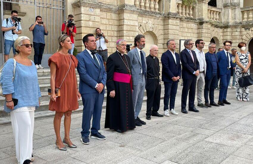 """Festa patronale di Lecce ancora sottotono. Salvemini: """"Non è ancora la festa che vogliamo, ma quella che possiamo"""""""