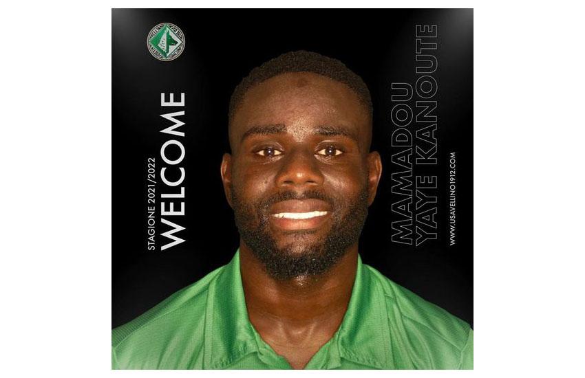 E' ufficiale: Mamadou Kanoute all'Avellino