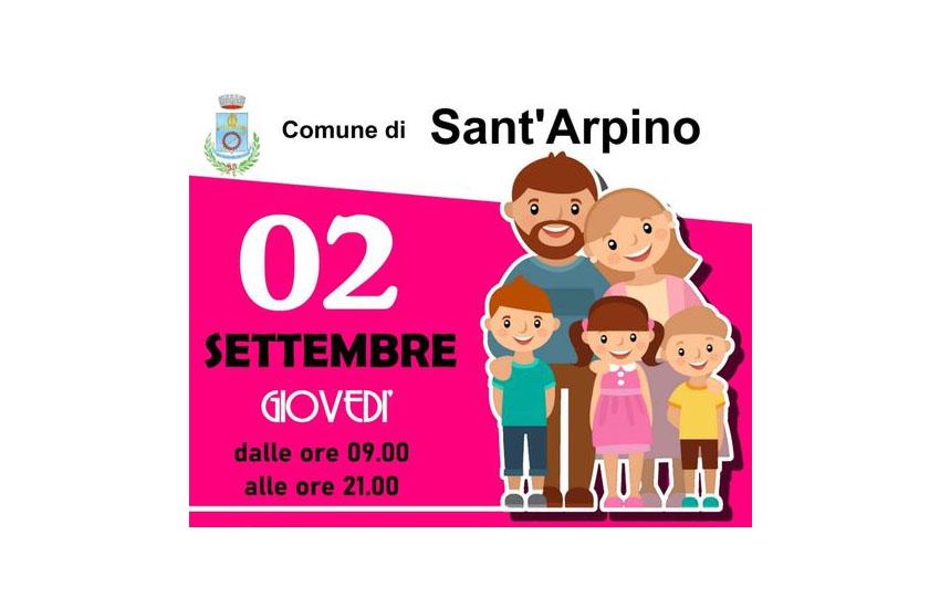 Sant'Arpino: arriva un ambulatorio attrezzato per le vaccinazioni libere