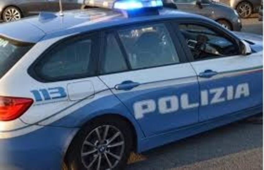 Messina: Polizia di Stato soccorre madre e figlio di 3 anni