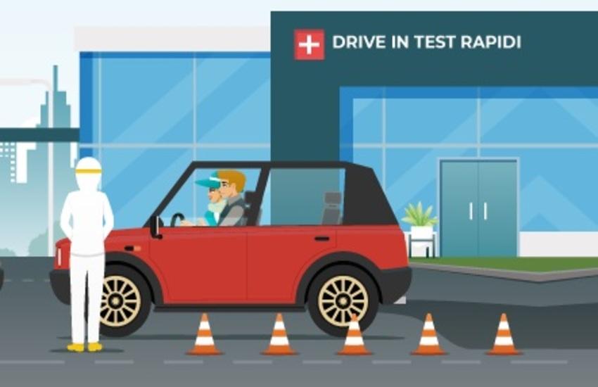 Drive in attivi in provincia di Ragusa, ma test rapidi gratuiti solo per chi è vaccinato