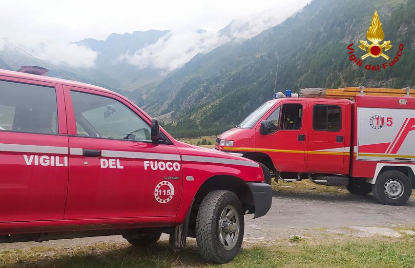 Bobbio Pellice, 12 scout liguri bloccati sul Monte Granero: salvati
