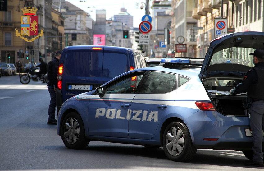Milano: Rapinatore minorenne finisce in manette