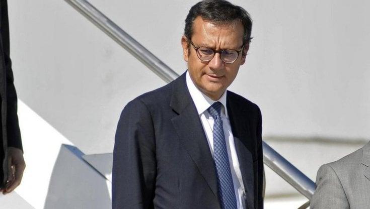 Enrico Laghi, ex commissario Ilva