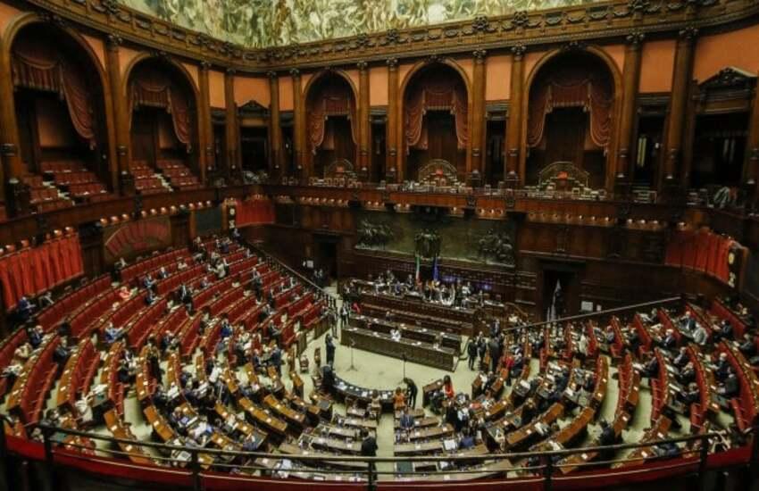 Green pass obbligatorio per accedere a Camera deputati