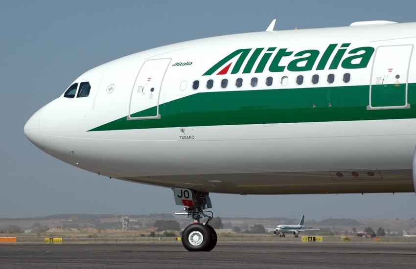 Alitalia: Sindacati chiedono Cig straordinaria fino al 2025