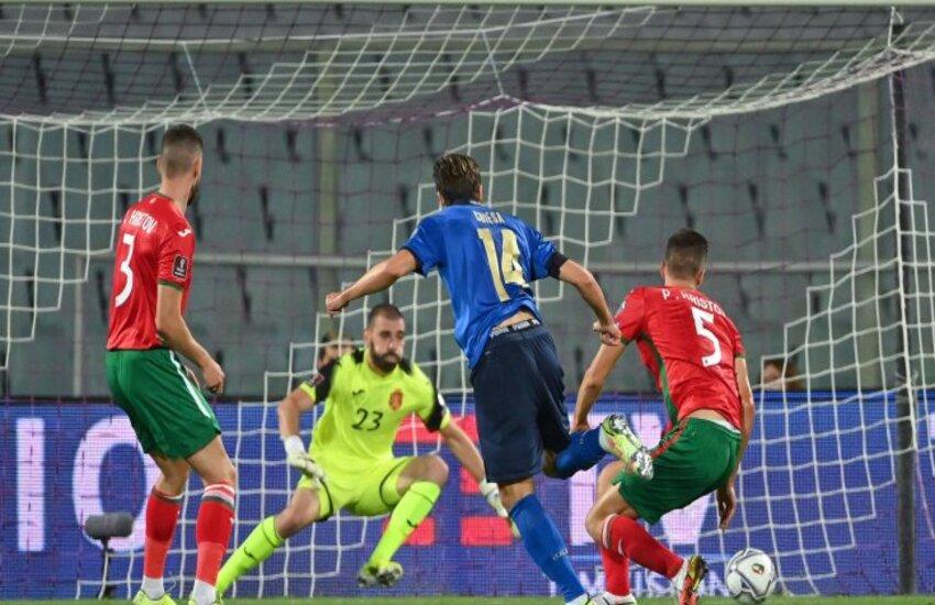 Qatar 2022: Italia domina, ma la Bulgaria porta a casa il pari