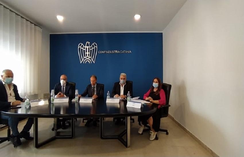 Catania, incontro Confindustria-sindacati: Zone Economiche Speciali, ma non solo