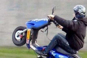 """Tolleranza zero contro motorini """"truccati"""" e pericolosi: a Modica sequestrati in pochi giorni 13 mezzi"""