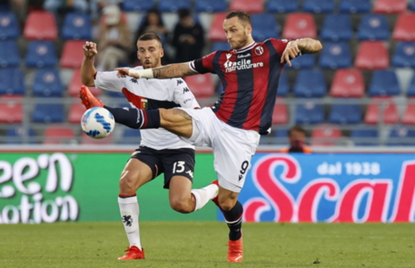 Serie A: Atalanta batte Sassuolo, pari tra Bologna e Genoa