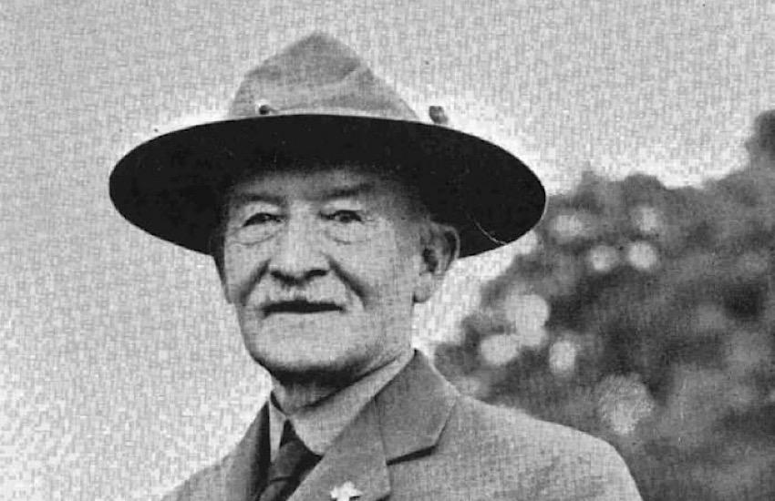 Intitolazione del parco del Poggetto a Robert Baden-Powell, il fondatore dello scoutismo