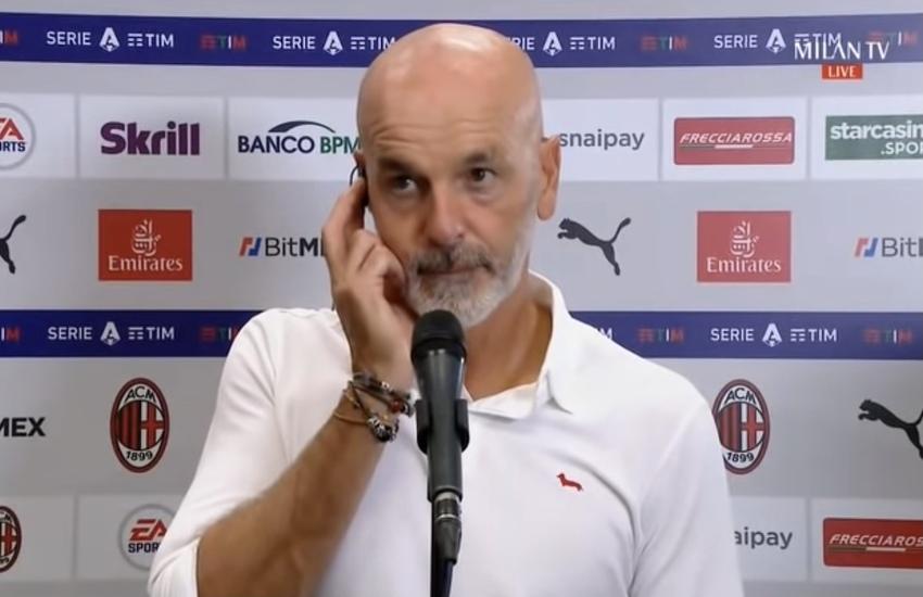 Milan: Pioli, 'Scudetto? Fanno bene miei calciatori a crederci'