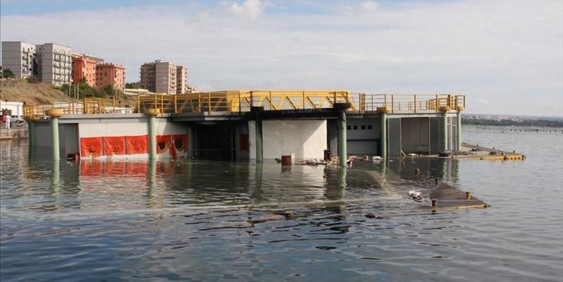 Mercato Ittico galleggiante