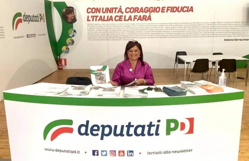"""Donne, Pezzopane: """"A Bologna, dibattito per la parità di genere"""" (pronte alla sfida)"""