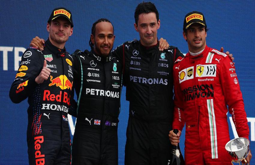 Formula 1: Sochi, patatrac Norris, Hamilton fa 100