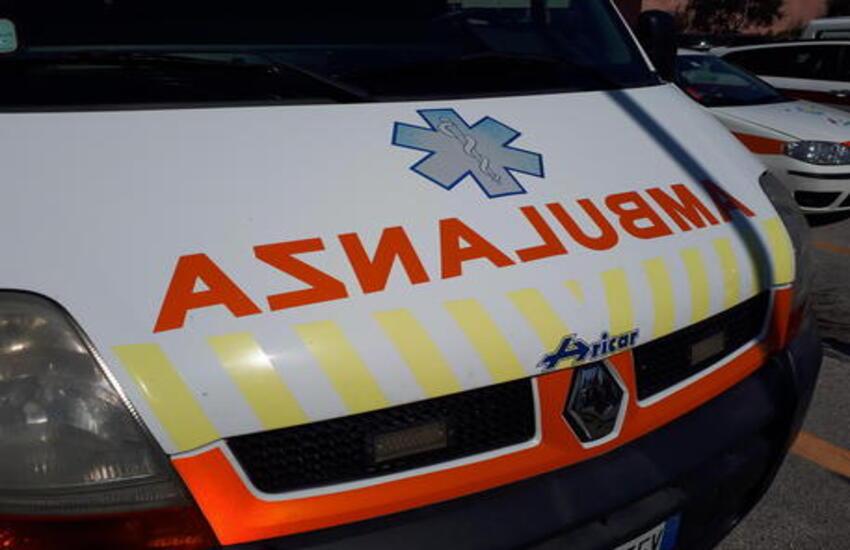 Novara, grave incidente all'alba: madre e figlio si schiantano contro un albero