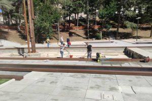 """De Santis (Idv): """"rinviare l'inaugurazione del Parco della Memoria"""""""