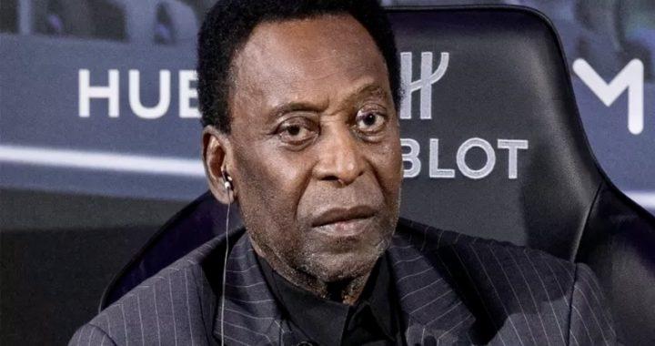 Pelé nuovamente ricoverato nel reparto di terapia intensiva