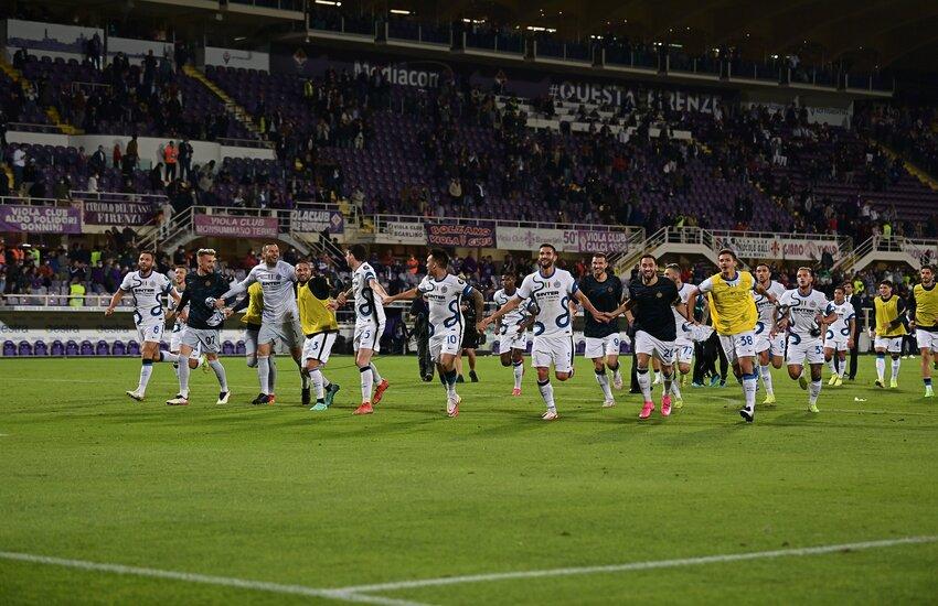 Fiorentina-Inter 1-3: La sintesi di Dazn
